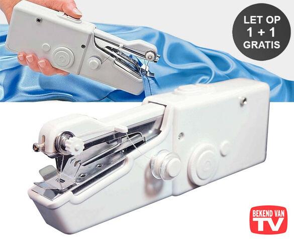 1+1 GRATIS Magic Stitch Handnaaimachine