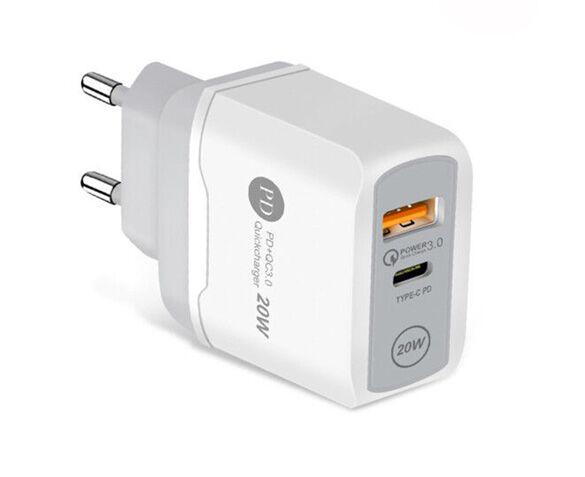 2-Poorts USB Snellader