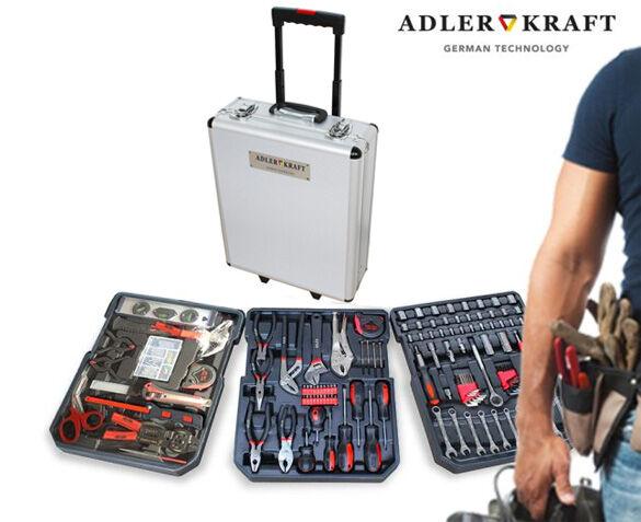 499-delige Adler Kraft Gereedschapsset