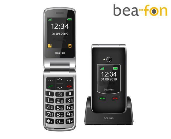 Bea-Fon SL595PLUS Seniorentelefoon Clamshell