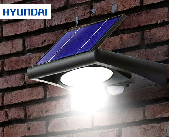 Hyundai Solar Buitenlamp