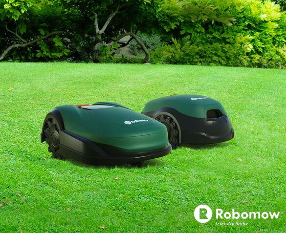 Robomow Robotmaaier met GRATIS Hozelock Auto Reel met slang!