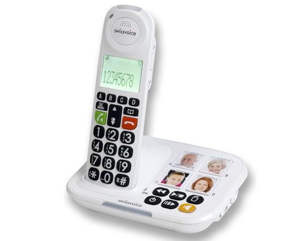 Swissvoice Xtra2155 Senioren Huistelefoon