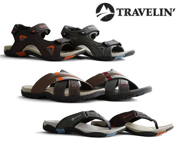 Travelin' Slippers en Sandalen