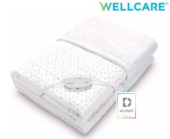 Wellcare 2-in-1 Elektrische Boven/onderdeken